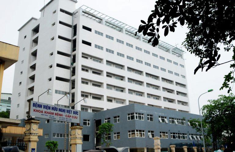Viện Chấn thương Chỉnh Hình - Bệnh viện Hữu Nghị Việt Đức