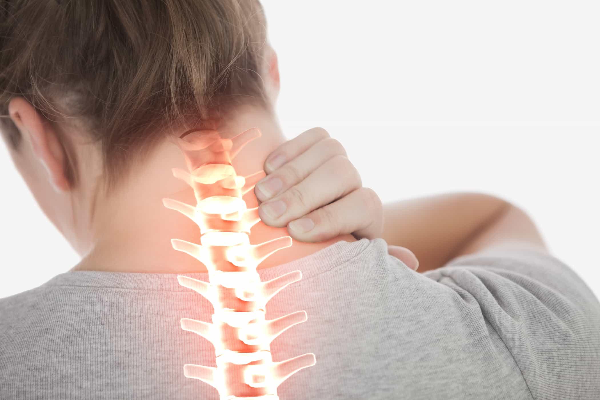 Những bệnh lý xương khớp - hiện tượng đau cổ vai gáy