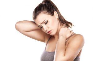Dấu hiệu đau dây thần kinh cổ bên trái