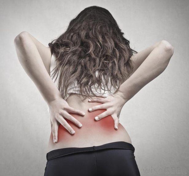 sai tư thế có thể dẫn đến đau lưng dưới ở chị em