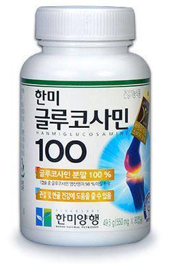 Thông tinHanmi Glucosamine 100