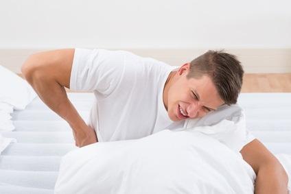 Lười vận động gây đau lưng