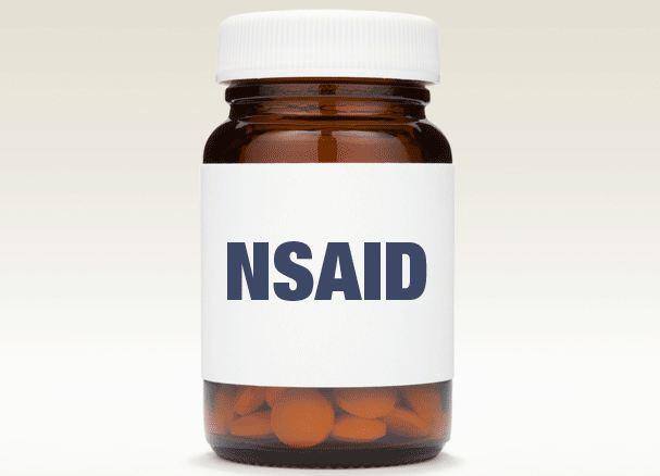 NSAID (nhóm thuốc chống viêm không steroid)